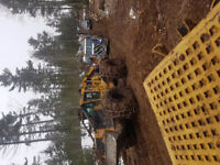 Grapple skidder operaror