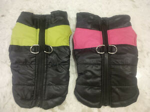 Puffer Jackets for Puppies