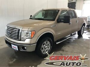 Ford F-150 XLT XTR 4x4 EcoBoost Crew MAGS 2012