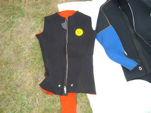 USED COLD WATER SCUBA DIVE SUIT