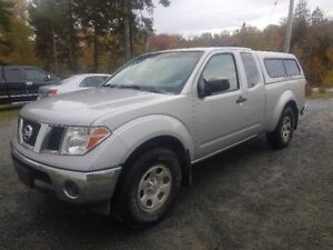 2007 Nissan Frontier King Cab XE Pickup Truck
