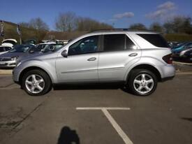 2008 MERCEDES BENZ M CLASS ML320 CDi Sport 5dr Tip Auto SUV 5 Seats