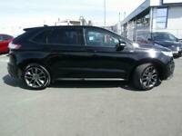 2018 Ford Edge 2.0TDCi ST-LINE [LUX PACK] Auto 5dr - 1 Own - Glass Pan Roof - Re