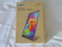 SAMSUNG GALAXY TABLET S WITH CHARGER AND ORIGINAL BOX