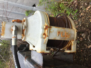 Pullmaster winch PL5 for sale