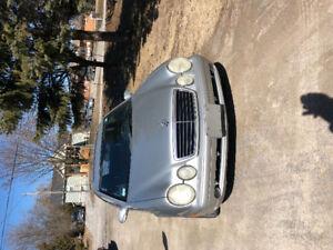 Mercedes clk55 amg 2001