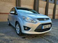 2013 Ford C-MAX 1.6 Zetec 5dr MPV Petrol Manual