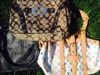 BRAND NEW BAGS FROM $10-$50