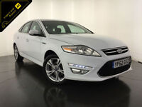 2012 62 FORD MONDEO TITANIUM TDCI DIESEL SERVICE HISTORY FINANCE PX