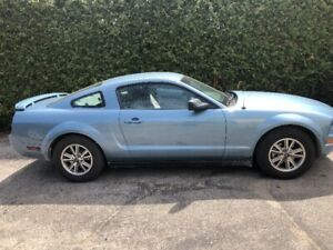 d0795e670c 2005 Ford Mustang 4.0L V-6 Auto