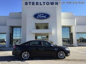 2016 Ford Taurus LIMITED AWD LEATHER/MOON   - Certified - $195.4