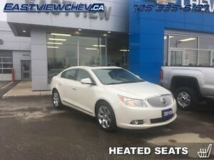 2010 Buick LaCrosse CXL   - Certified - Leather Seats -  Heated