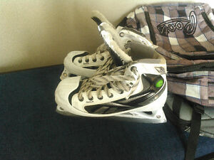 I have goalie skates for sale