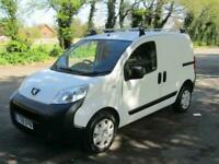 Peugeot Bipper 1.4 HDi S Panel Van**VERY TIDY CONDITION**LOW MILEAGE*EX BT VAN**