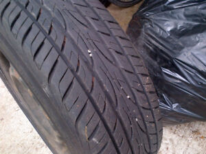 4 Tires and Rims 185/65 15