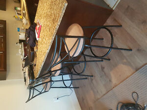 Bar Stools, coffee table, bed & bed frame and more for sale!