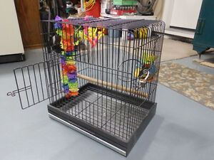 bird-cage for medium-sized parrots (conures)
