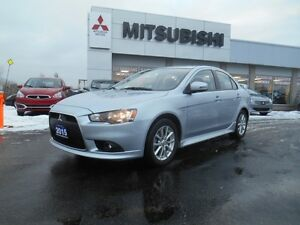 2015 Mitsubishi Lancer SE CVT Peterborough Peterborough Area image 2