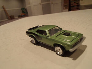 Loose Limelight Green 1971 '71 PLYMOUTH HEMI CUDA 426/425 by JOH Sarnia Sarnia Area image 9