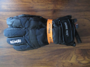 Kombi GORE-TEX® Leather Gloves Size L