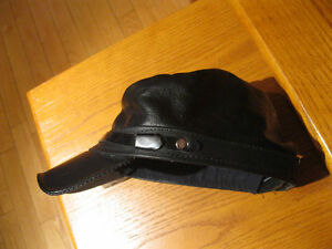 BRAND NEW LEATHER CIVIL WAR KEPI