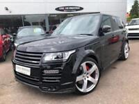 2013 Land Rover Range Rover MANSORY 4.4SD V8 Vogue Diesel black Automatic