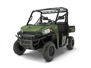2017 Polaris RANGER XP 900 Sage Green