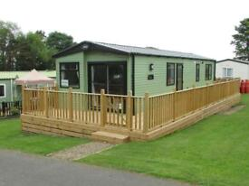Abi St David 38x12 2bed 2018 Sited Causey Hill Holiday Park Hexham