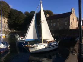 Colvic watson motor sailer