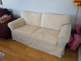 IKEA Erktorp 2 seater sofa