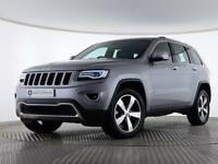 2013 Jeep Grand Cherokee 3.0 CRD Limited Station Wagon 4x4 5dr