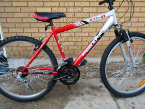 supercycle mountain bike xt1 21
