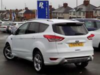 2014 64 FORD KUGA 2.0 TDCI TITANIUM X SPORT 5DR (163) * PAN ROOF LEATHER NAV *