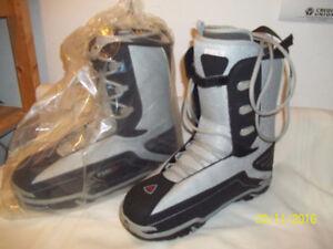 "Men's/Senior Snowboard Boots Size 14 (Firefly) ""NEW"""