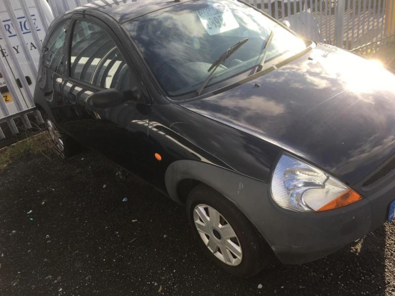 Ford Ka only done 80,000 miles 12 months mot and 12 months warranty warranty
