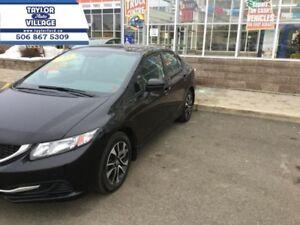 2015 Honda Civic Sedan LX  - $111.25 B/W