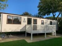 Pre Owned Caravan/Static VICTORY COASTER 2017-2 BED-Yorkshire Dales 5* Park