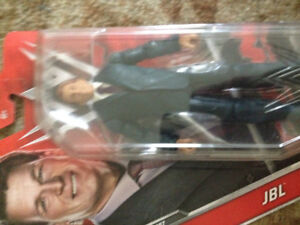 WWE Boxed action figures
