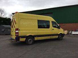 Mercedes Sprinter 313Cdi Welfare Van