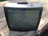 Working older sansui tv with remote!!
