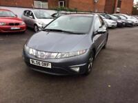 Honda Civic 1.8i-VTEC ES Pan Roof 5DR
