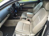 Audi A3 auto diesel full leather cambelt changed