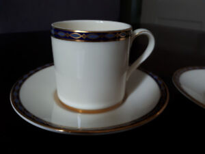 Minton Demitasse - St James pattern