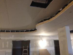 Painting,mud and tape + drywall installation Edmonton Edmonton Area image 6