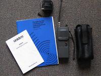 Handheld Marine VHF Radio