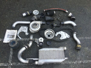 1986-1993 Mustang 5.0L Supercharger, Procharger