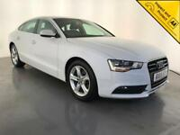 2014 AUDI A5 SE TDI DIESEL 5 DOOR HATCHBACK 1 OWNER SERVICE HISTORY FINANCE PX