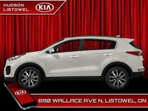 2019 Kia Sportage EX  - Leather Seats -  Heated Seats
