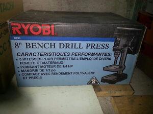 "8"" Bench Drill Press"