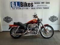 Harley-Davidson XL 1200 C CUSTOM SPORTSTER 12 MONTHS WARRANTY